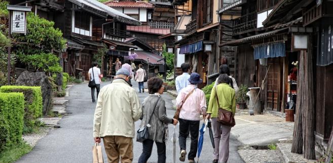 Japończycy starość