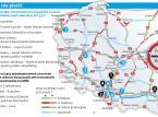 Autostradą w okolicy niektórych miast pojedziemy za darmo [MAPA]