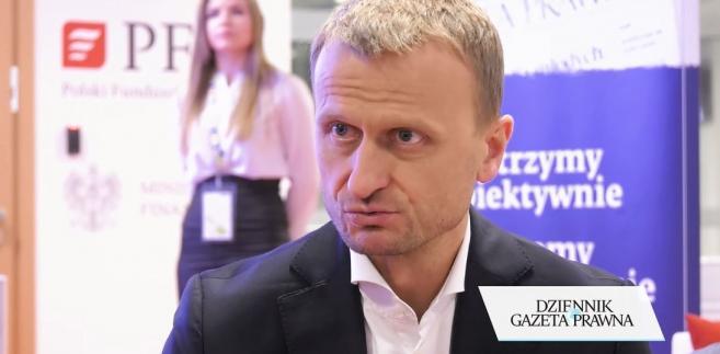 Marcin Jastrzębski, prezes Grupy Lotos