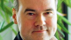 Igor Chalupec finansista i przedsiębiorca. Wiceminister finansów w latach 2003–2004 fot. Krystian Dobuszyński/Reporter