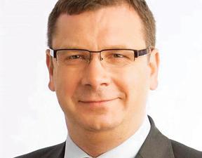 Michał Wójcik prawnik, sekretarz stanu w Ministerstwie Sprawiedliwości fot. mat. prasowe