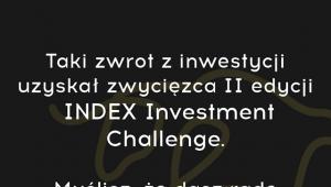 INDEX Investment Challenge
