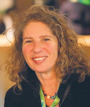 Christine Mähler, dyrektor ConAct, centrum niemiecko-izraelskich wymian młodzieżowych fot. Ruthe Zuntz/materiały prasowe