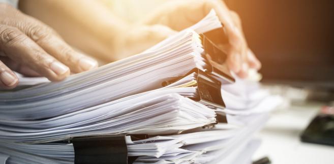 dokumenty urząd