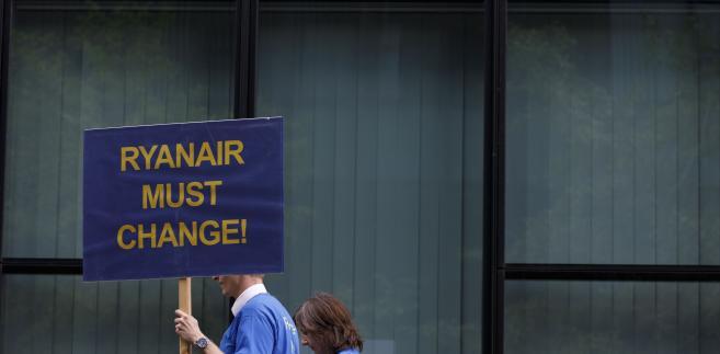 Strajk w Ryanair