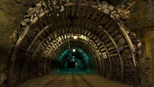 Wnętrze kopalni węgla Fot. Shutterstock