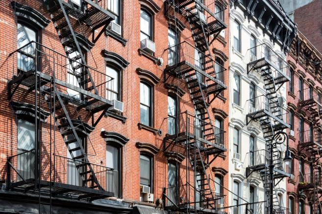 Lower East Side w Nowym Jorku