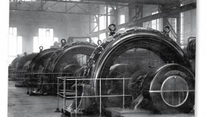 Państwowa Fabryka Związków Azotowych w Chorzowie fot. NAC