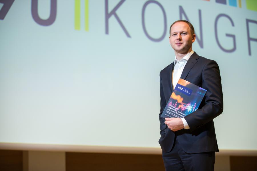 Marek Chrzanowski, przewodniczący KNF