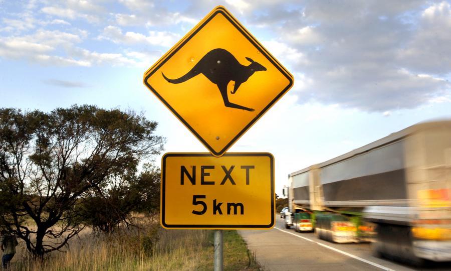 Czy Australia przeskoczy kryzys jak kangur drogę?