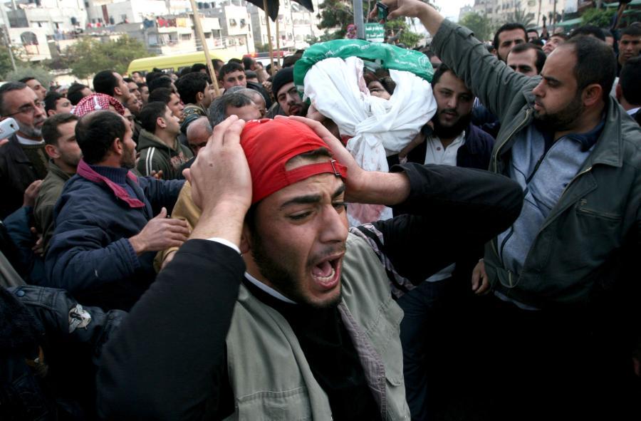Dla Autonomii Palestyńskiej pracuje około 165 tys. urzędników. fot. Bloomberg