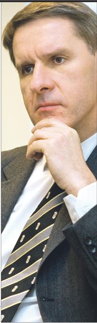 Włodzimierz Kiciński, prezes Nordea Bank Polska Fot. Wojciech Górski