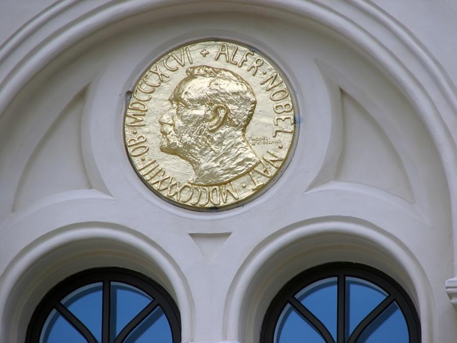 Fasada budynku Centrum Nagród Nobla, fot. Vladislav Gajic