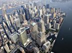 <b>Miejsce 7. USA-dochód na osobę: $46,860  </b><br /> Na zdjęciu widok na Manhattan w Nowym Jorku
