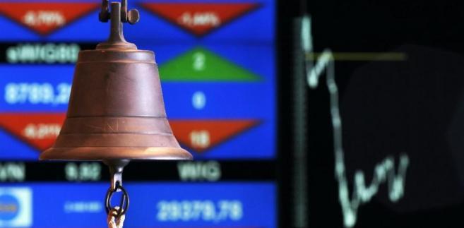 Dzwon na GPW