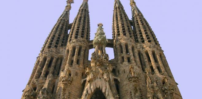 Sagrada Familia, Barcelona, Hiszpania, fot. Albo / Shutterstock.com