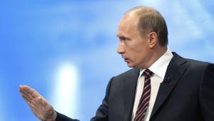 Premier Putin w TV