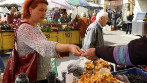 Bazar w Wilnie, Litwa