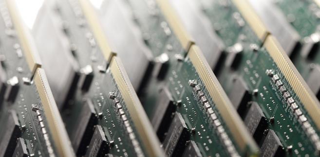 Chipy komputerowe, fot. Tomohiro Ohsumi/Bloomberg