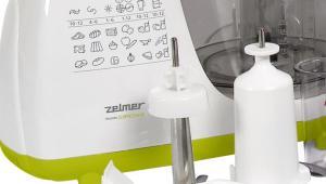 Produkty małego AGD marki Zelmer. Fot. materiały prasowe Zelmer