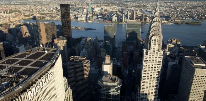 Chrysler Building w Nowym Jorku
