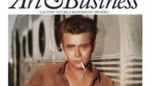 Fragment okładki magazynu Art&Business