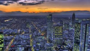Frankfurt Fot. Shutterstock