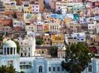 Widok na Las Palmas stolicę Gran Canarii